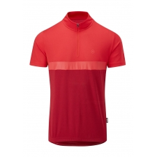Chapeau! Caf?? Colour Block Jersey, Devon Red