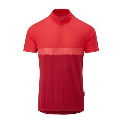 Chapeau! Caf?? Colour Block Jersey, Devon Red