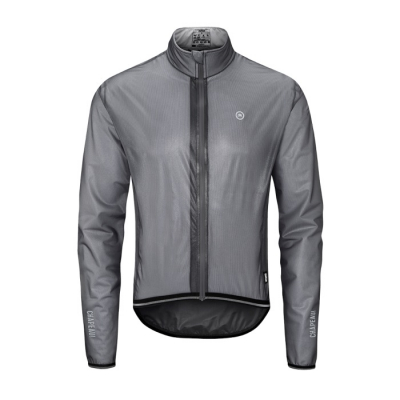 Chapeau! Club Race Jacket, Carbon Grey