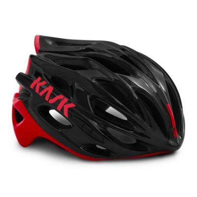 Kask Mojito X Road Helmet - Black/Red