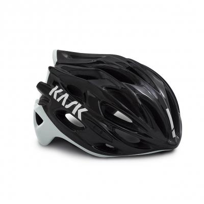 Kask Mojito X Road Helmet - Black/White
