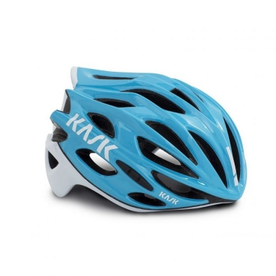 Kask Mojito X Road Helmet - Light Blue/White
