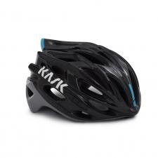 Kask Mojito X Road Helmet - Black/Ash/Light Blue