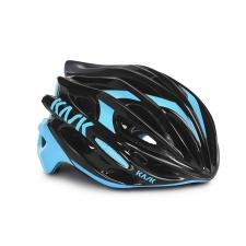 Kask Mojito Road Helmet, Black/Blue (Nero/Azzurro)