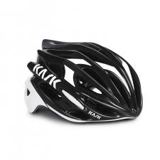 Kask Mojito Road Helmet, Black/White (Nero/Bianco)