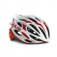 Kask Mojito Road Helmet, White/Red (Bianco/Rosso)