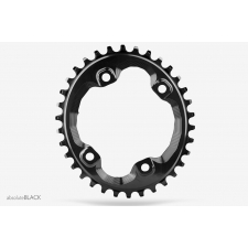 absoluteBLACK Oval XT M8000 Narrow Wide Chainring, 96B...