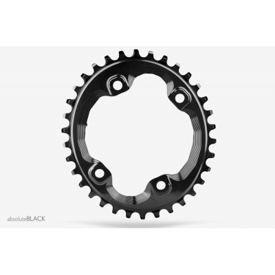 absoluteBLACK Oval XT M8000 Narrow Wide Chainring, 96BCD