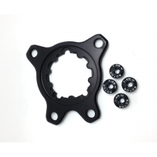 Rotor  Spider for SRAM BB30 conversion to QX-1 76 BCD ...