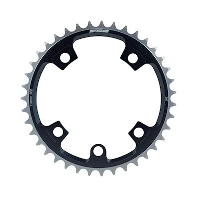 FSA K-Force ABS Road Chainring (2x11, 110x36T, Black, 5h)