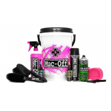 Muc-Off Bike Dirt Bucket Kit with Filth Filter and Cle...