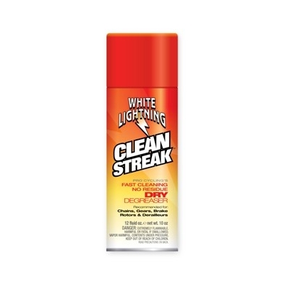 White Lightening Clean Streak 14oz aerosol (410ml)