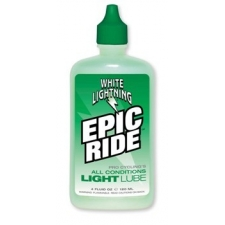 White Lightening Epic All Condition Lube 8oz Bottle (2...