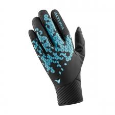 Altura Nightvision Windproof Gloves, Black/Blue