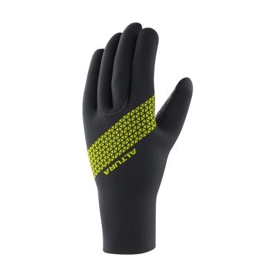 Altura Thermostretch 3 Neoprene Gloves, Black/Hi-Viz Yellow
