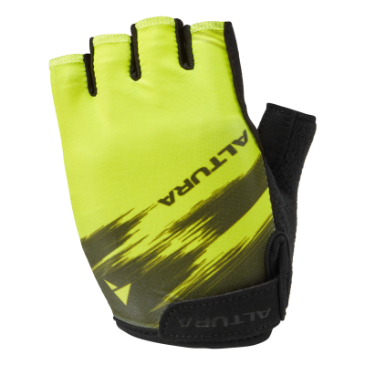 Altura Kids Airstream Mitts, Yellow/Lime
