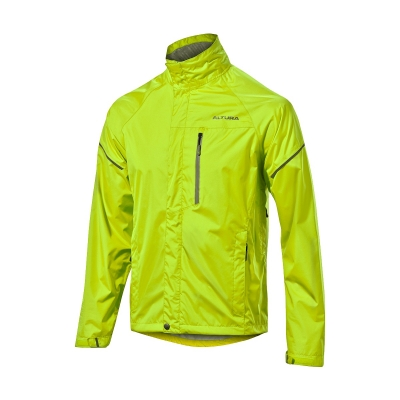 Altura Nevis Waterproof Jacket, Hi-Viz Yellow