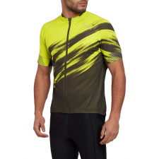 Altura Airstream Short Sleeve Jersey, 2021, Lime/Olive