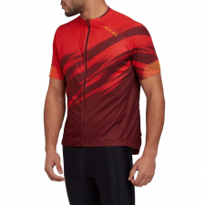 Altura Airstream Short Sleeve Jersey, 2021, Red/Maroon