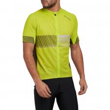 Altura Club Men's Short Sleeve Jersey, 2021, Lime/Olive