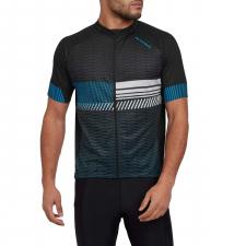Altura Club Men's Short Sleeve Jersey, 2021, Black/Blue