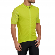 Altura Nightvision Mens Short Sleeve Jersey, Lime