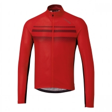 Altura Airstream Long Sleeve Jersey, Red/Navy