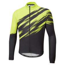 Altura Airstream Long Sleeve Jersey, Lime/Olive