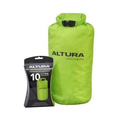 Altura DryPack Waterproof Bag, 10 Litre