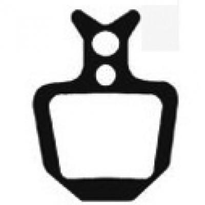 Ashima Semi-Metal Disc Brake Pads (Formula Oro)