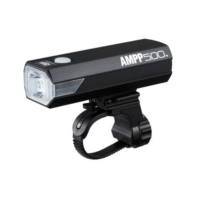 Cateye AMPP 500 USB Rechargable Front Light