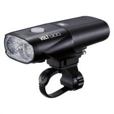 Cateye Volt 1300 Front Light, 1300 Lumen, USB Recharge...