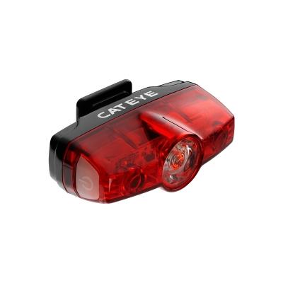 Cateye Rapid Mini Rear Light, USB Rechargable (25 Lumen)