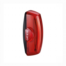 Cateye Rapid X2 Rear Light, USB Rechargable (80 Lumen)