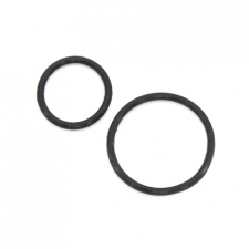 Cateye Rapid X Spare Rubber Fixing Bands (1 Small, 1 L...