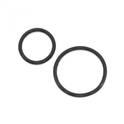 Cateye Rapid X Spare Rubber Fixing Bands (1 Small, 1 Large)