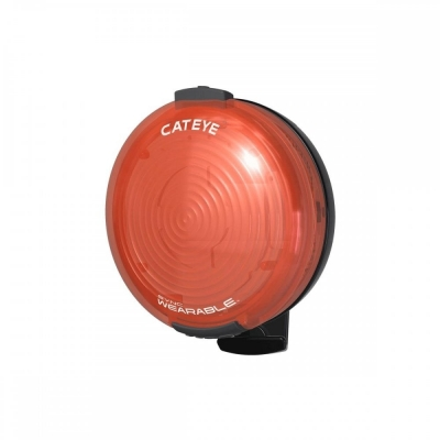 Cateye Sync 35/40 Lumen Wearable X USB Rear Light