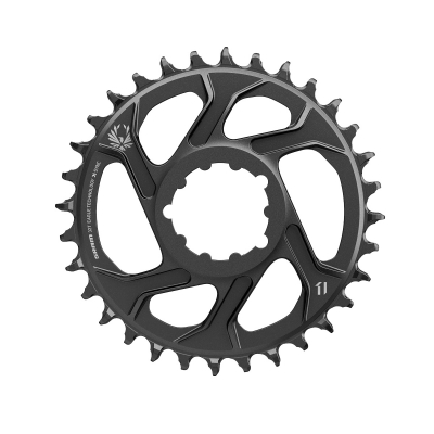 SRAM X-Sync 2 Direct Mount Chain Ring with 3mm Offset Boost, Cold Forged Aluminum