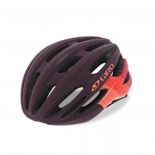 Giro Saga Women's Road Helmet - Matt Midnight Heatwave