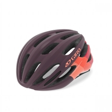 Giro Saga Women's Road Helmet - Matt Purple