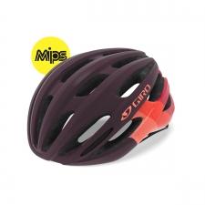 Giro Saga Women's MIPS Road Helmet - Matt Purple