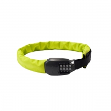 Hiplok Spin Wearable Chain Lock , Neon Yellow