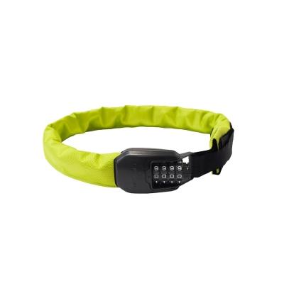 Hiplok Spin Wearable Chain Lock , Neon Yellow