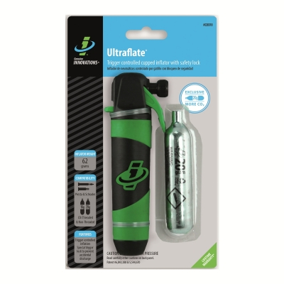 Innovations Ultraflate Inflator (with 20g CO2 cartridge)