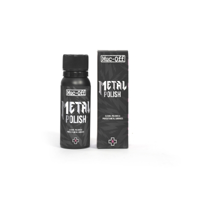 Muc-Off Metal Polish, 100ml