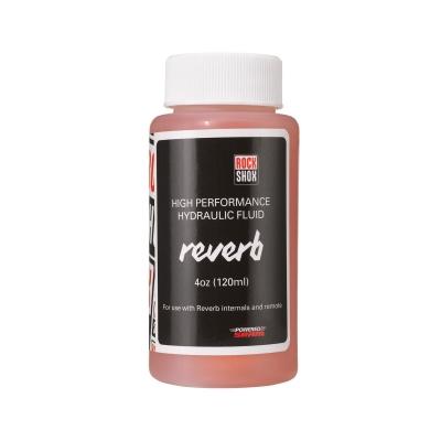 RockShox Reverb Hydraulic Fluid, 120ml Bottle