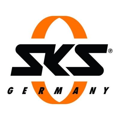 SKS 8 Bolts/Nuts/Endcapts for Chromoplastics/Longboard Mudguards