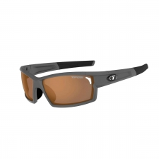 Tifosi Camrock Full Frame Glasses - Fototec Brown Lens