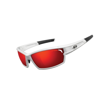 Tifosi Camrock Full Frame Glasses - Interchangeable Lenses with Clarion Red Lens