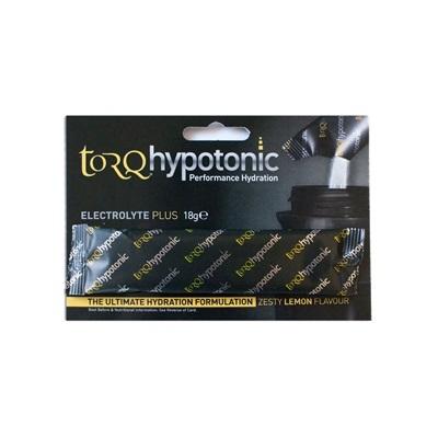 TORQ Hypotonic Performance Hydration Drink, single sachet (0.5 Torq units per sachet)